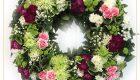 พวงหรีดดอกไม้สด ศศิมาลัย 2