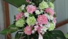 ช่อดอกไม้ พลอยเพชรรัตน์ 1