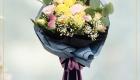 แจกันดอกไม้ สุคันธมาลย์ 1