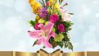 แจกันดอกไม้ สุคันธมาลย์ 4