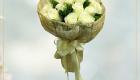 ช่อดอกไม้ พลอยเพชรรัตน์ 15