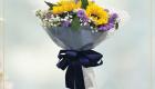 ช่อดอกไม้ พลอยเพชรรัตน์ 16