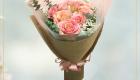ช่อดอกไม้ พลอยเพชรรัตน์ 24