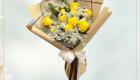 ช่อดอกไม้ พลอยเพชรรัตน์ 4